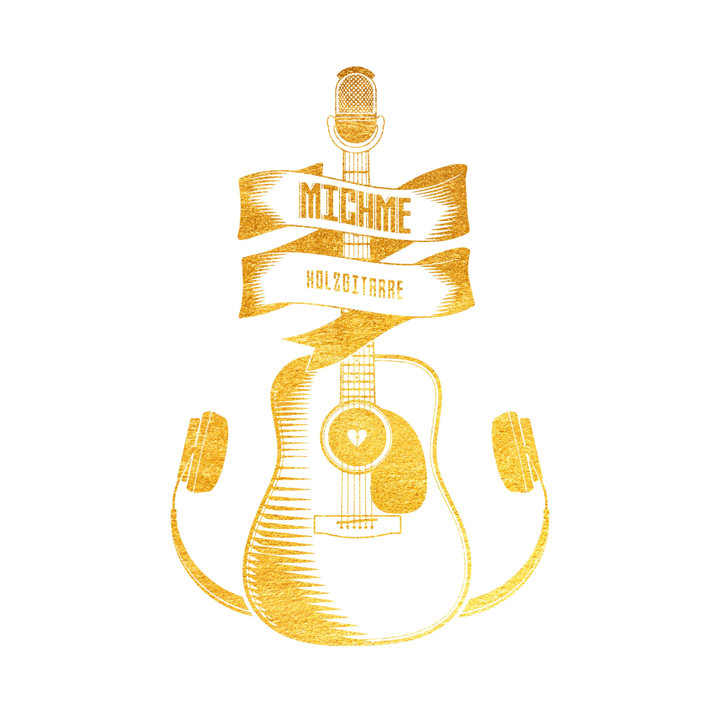 Michme - Holzgitarre