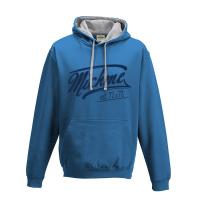 Hoodie (blau)